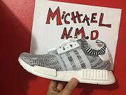 Adidas Nmd R1 Primeknit US 9 Marrickville Marrickville Area Preview