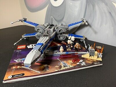LEGO 75149 - Resistance X-wing Fighter (LEGO Star Wars)