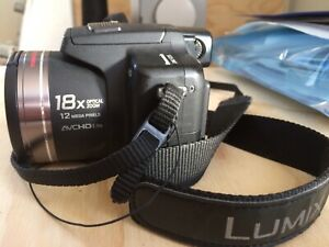 LUMIX FZ35 HD 18x Zoom 27 mm Wide lens Digital Camera