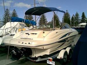 Sea Ray 200 Sundeck. Great for Skiing, cursing, or fishing. Hindmarsh Island Alexandrina Area Preview