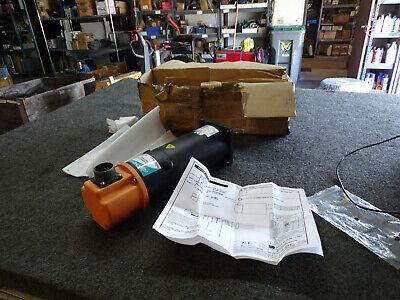 Sem Servo Dynamics Mt30u4-42 Ferrite Brushed Dc Servomotor 140v 65a 3400rpm New