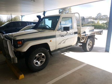 2003 Toyota Landcruiser with Tipper Armidale Armidale City Preview