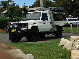 Toyota landcruiser ute Marks Point Lake Macquarie Area Preview