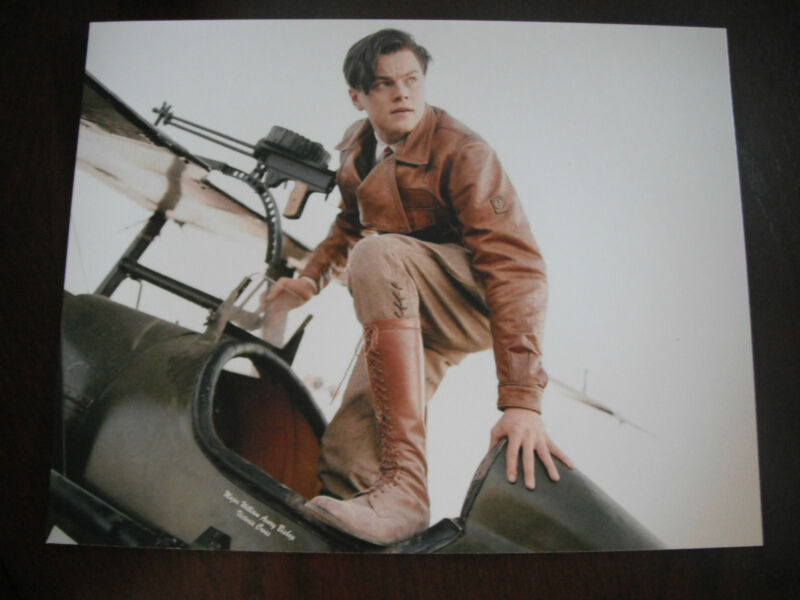 Leonardo DiCaprio Color 11x14 Photo Movie Star Actor Sexy