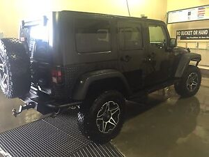Call of Duty Jeep Wrangler JK Unlimited Mountain Edition