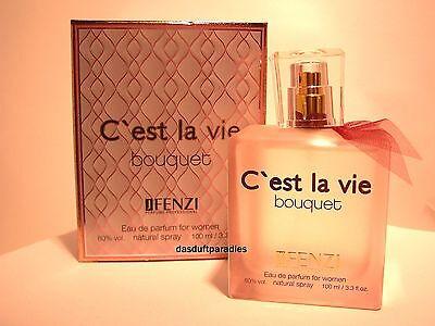 CEST LA VIE BOUQUET Damen Eau de Parfum 100 ml FENZI