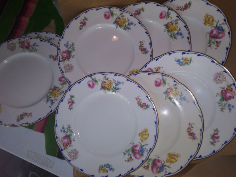 Minton Minton dinner plates set of 8