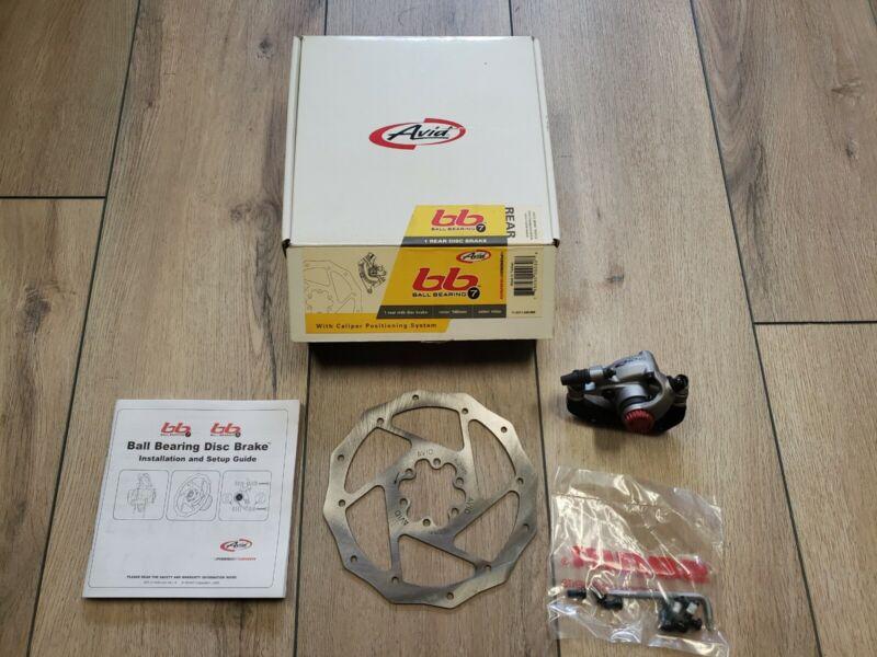 AVID SRAM BB7 Rear Disc Brake 160mm MTB Road Caliper Rotor NOS Retail Box