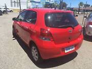2010 Toyota Yaris YR Manual Hatchback $5999 Beckenham Gosnells Area Preview