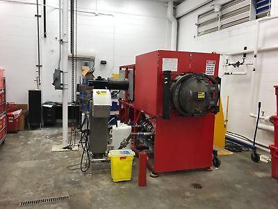 Red Bag Solutions Ssm Biohaz Medical Waste Shredder Sharps Sterilizer Autoclave