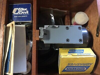 Slot Grinder For Jig Grinder Moore Special Tool Arbors Wheels Attachments