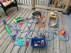 Ensemble Thomas le petit train