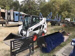 Bobcat rentals or contract bobcat work with an operator