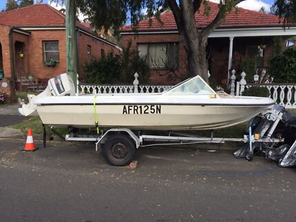 Pride Boat Earlwood Canterbury Area Preview