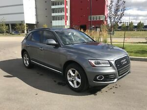 2015 AWD Audi Q5 *extended warranty*