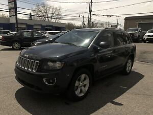 2016 Jeep Compass 2016 JEEP COMPASS 4WD 2.4L 4 CYL LIMITED HIGH