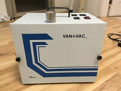 11787 Vaniman Van-i-vac Dust Collection System May Use In Dental Labs