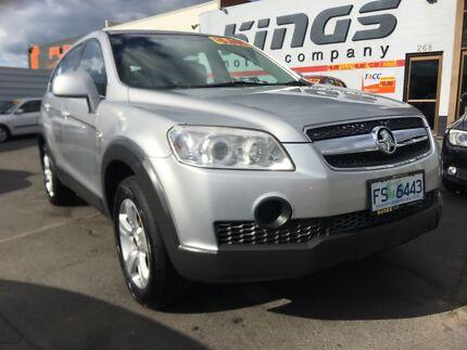 Holden Captiva sx  auto diesel 4x4 SUV North Hobart Hobart City Preview