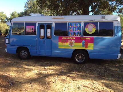 Soft serve van/ ice cream van/ mobile food van Huntingdale Gosnells Area Preview