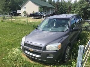 (Or best offer) 2007 Chevy Uplander LS