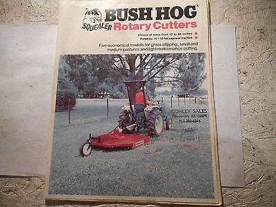 Brush Hog Rotary Cutters Vintage Magizine