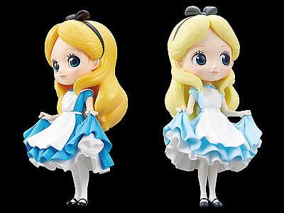 Disney Characters Q Posket Alice in Wonderland figure Banpresto (100% authentic)