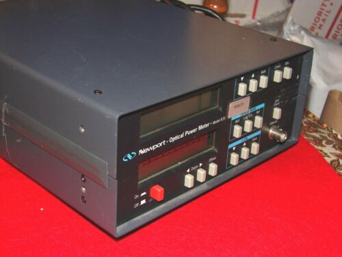 Newport Optical Power Meter: Model 835