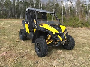 Immaculate 2013 Canam Maverick 1000R with extras