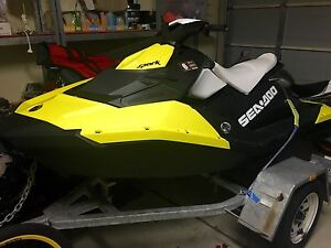 Seadoo Spark Jetski in immaculate condition Joondanna Stirling Area Preview
