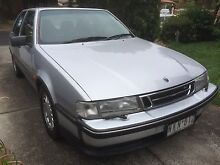 1995 Saab 9000 3.0 V6 CDE. Excellent and very well maintained vehicle. Mill Park Whittlesea Area Preview