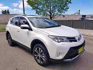 2015 TOYOTA RAV4 CRUISER 1 YEAR REGO AUTO LOW KS ONLY DONE 8,000K Bankstown Bankstown Area Preview