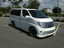 2002 Nissan Elgrand Ryder E51 Absolute Luxury Arundel Gold Coast City Preview