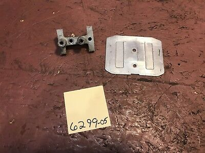 VINTAGE ARCTIC CAT KAWASAKI 440 FAN COOLED TIB440SIA IGNITION COIL MOUNT