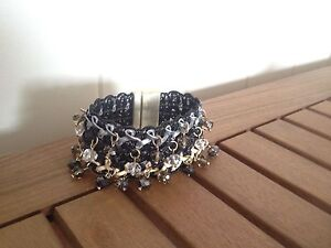 NEW Braided and beaded cuff bracelet Warwick Southern Downs Preview