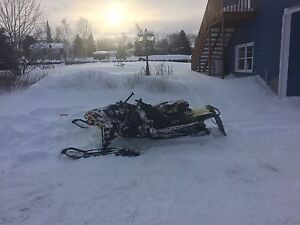 Pieces bombardier ski-doo, mxz 600 RS 2015, summit