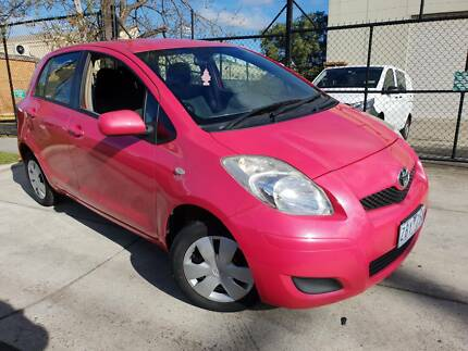 2010 Toyota Yaris YR NCP90 5Dr Manual Hatchback REGO AND RWC INCL Moorabbin Kingston Area Preview