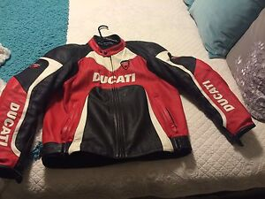 Ducati dainese sport bike jacket- size 52-$600 Cambridge Kitchener Area image 1