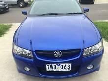 Holden Commodore SV6 VZ Sedan 2005 Craigieburn Hume Area Preview