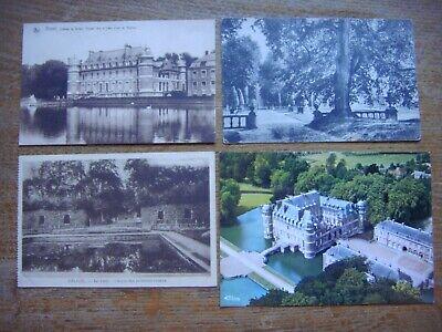 Lot de 10 cartes de BELOEIL ( Château )