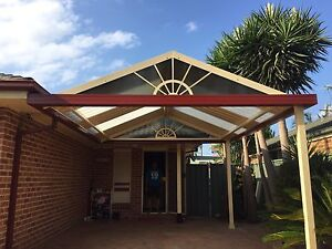 PERGOLA + CARPORT Campbelltown Campbelltown Area Preview