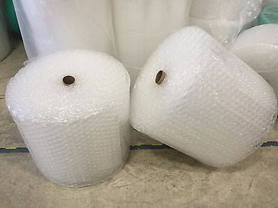 """ZV 1/2"""" x 24"""" x 125' 125FT Large Clear Bubble Padding Cushioning Wrap Roll"""