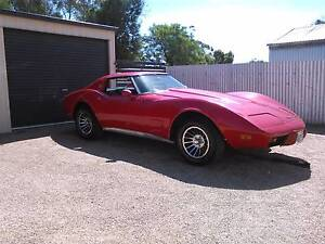 1977 Chevrolet Corvette Coupe Milang Alexandrina Area Preview