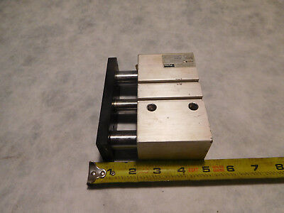 Parker P5t-j040dhsn025 Pneumatic Air Slide 40 Mm X 25mm 1.5 X 1