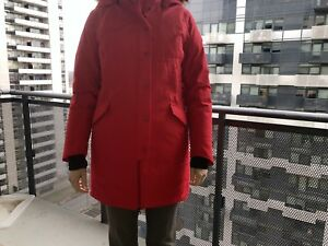 The North Face Parka (Red)
