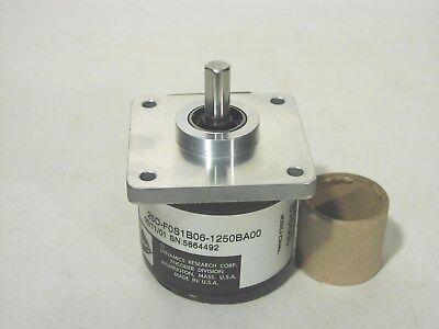 Dynamics Research 25d-f0s1b06-1250ba00 Encoder Nnb