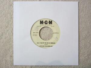 Single / Richard Chamberlain – All I Have To Do Is Dream / MUSTERPRESSUNG / - Steiermark, Österreich - Rücknahmen akzeptiert - Steiermark, Österreich