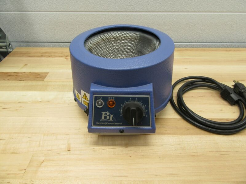Electrothermal EMV1000/CEX1 1000mL Flask Heating Mantle 300W 450°C - Works Great