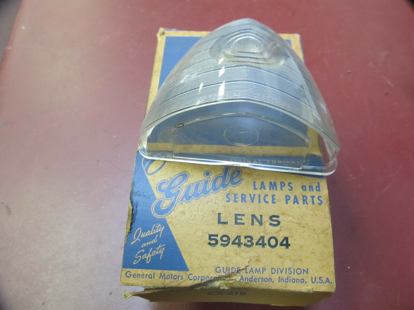 Vintage Car & Truck Parts : Lighting & Lamps : Turn Signals on Auto  Lighting Lamps