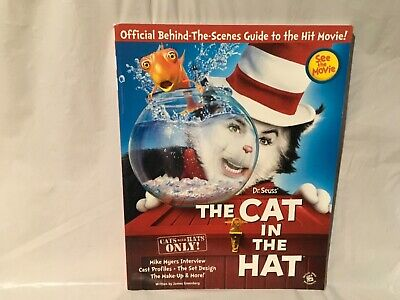Dr Seuss' The Cat in the Hat: Official Behind the Scenes Guide to the Hit