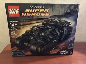 Lego Batman DC Comics 76023 The Tumbler